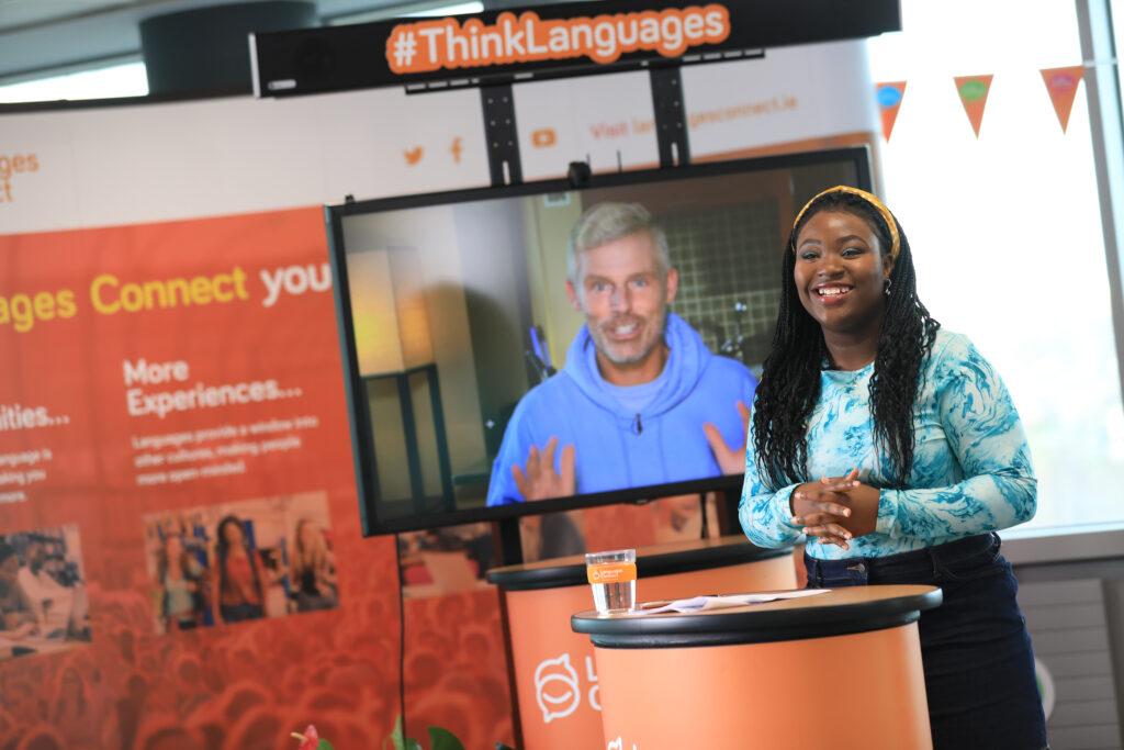 #Thinklanguages Speakers 2020