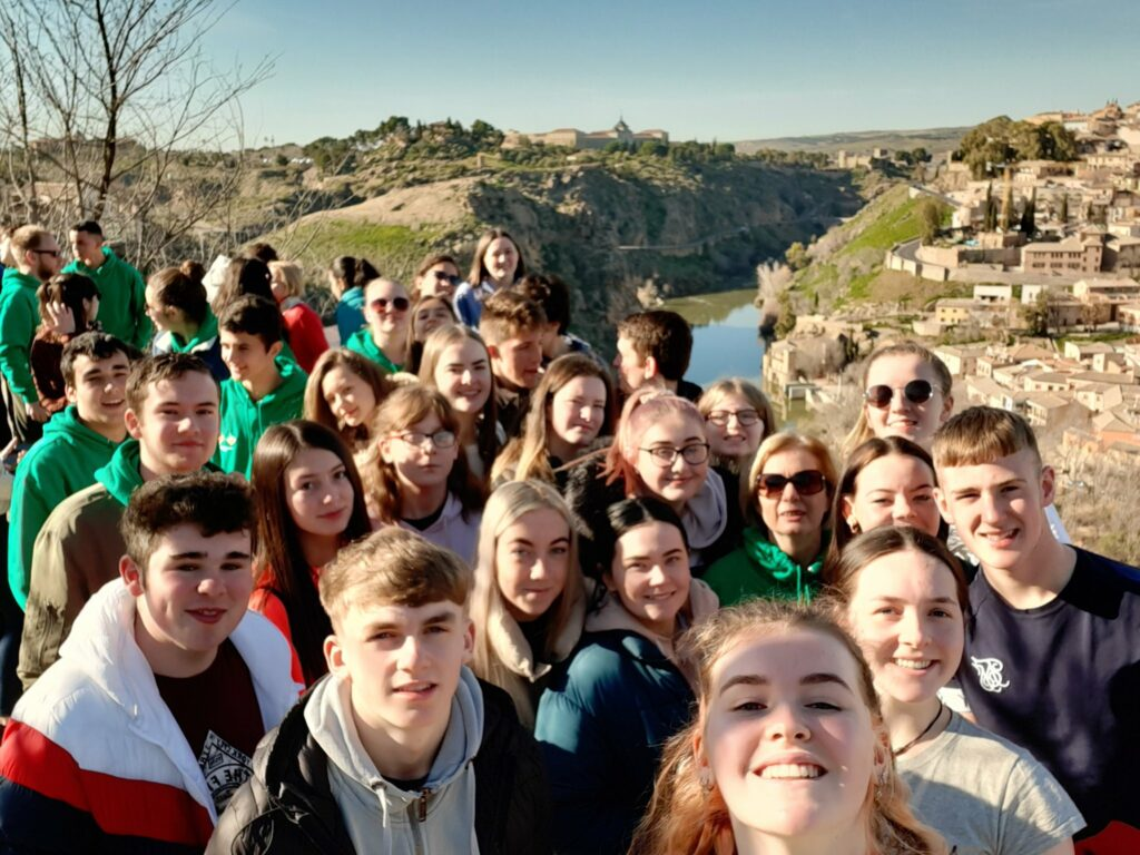 School Exchange Spain 2020 St Olivers