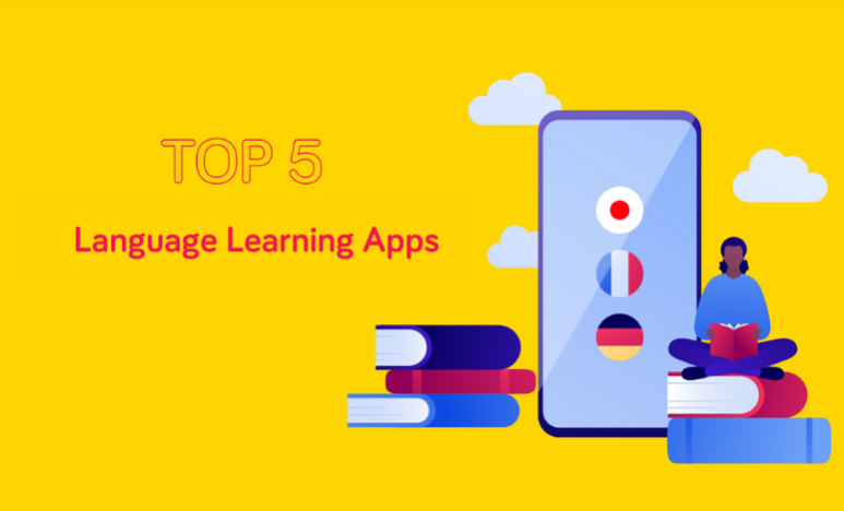 Top 5 Language Learning App Animation